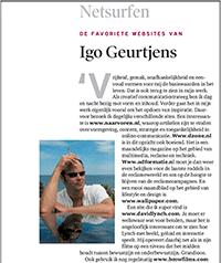 FD column thumb -  Igo Geurtjens | 30 april 2005
